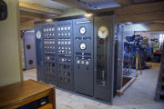 Clock switchboard HUS 124